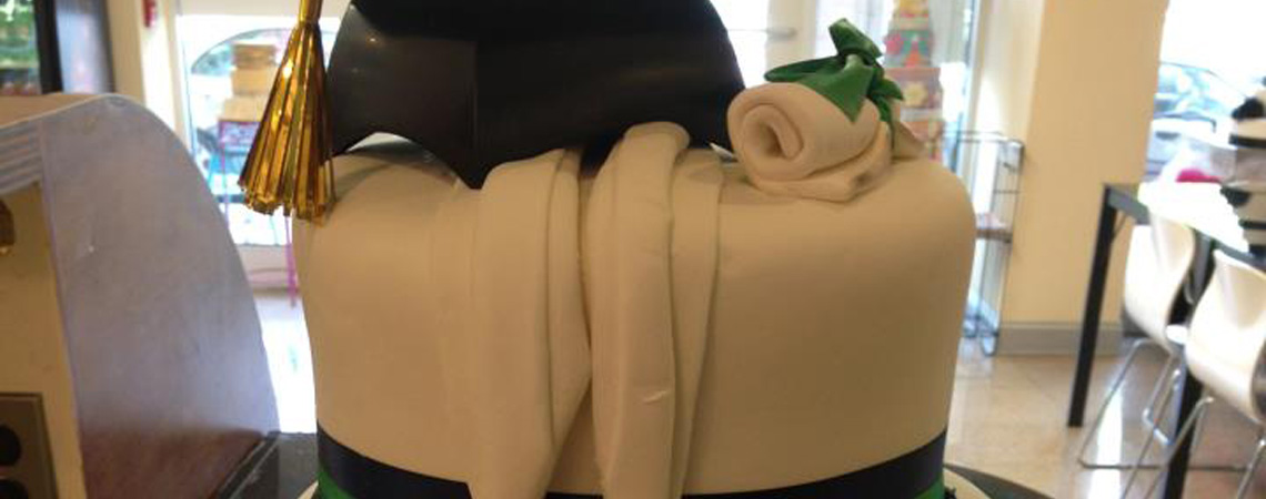 Scratch Bakery - Graduation Cakes